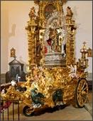 Carroza de la Virgen - Iglesia Parroquial Nª Señora de la Asunción