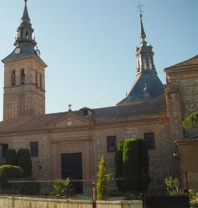 Fachada Principal Iglesia Parroquial Nª Señora de la Asunción