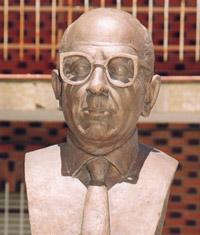 Busto de Fidel Borrajo