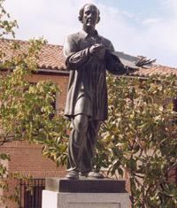 Escultura de Jesús Casas Gómez