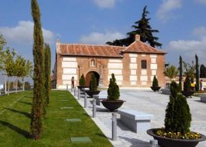 Ermita de San Juan Bautista (Capilla del cementerio parroquial)