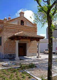 Ermita de la Cofradía de Ntro. Hermano Jesús Cautivo del Amor