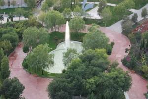 Parque de los Charcones
