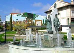 Plaza del V Centenario