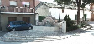 Plaza de la Cruz del Buen Camino