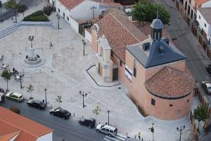 Plaza de San Jose - Aérea