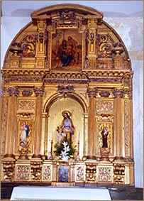 Retablo de San José (antiguo de San Pedro)