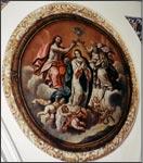 Tondos de la Capilla de Virgen