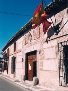 Casa de la Cultura - Vista exterior
