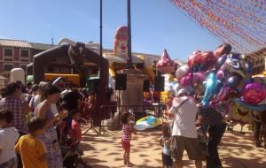 Fiestas Patronales - Megaparque Infantil
