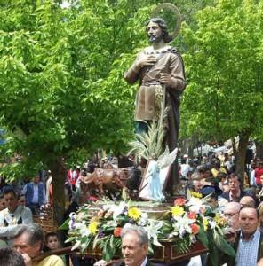 Procesión Fiestas de San Isidro