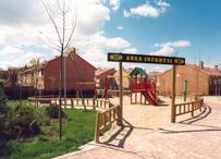 Parque de Navalar - Area Infantíl
