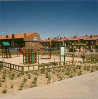 Parque de El Olivar