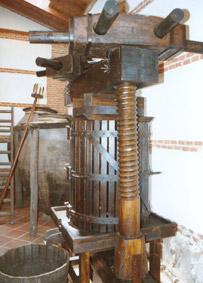 Maquinaria - Museo del Vino