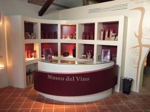 Museo del Vino - Interior