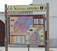 Punto de información turística en la Plaza del Teatro