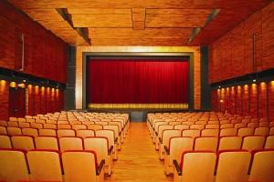 Patio de butacas del teatro municipal