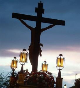 Procesión Viernes Santo - Cristo Crucificado
